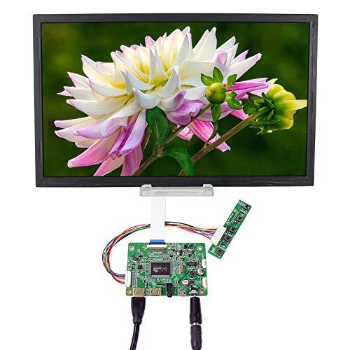 Pantalla LCD IPS Tablero de Entrada HDMI Delgado Tablero de Controlador EDP de 30 Pines Monitor portátil 13.3 Pulgadas NV133FHM-N53 Pantalla 1920RGB × 1080 Resolución