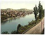 Photo Marburg Styria A4 10x8 Poster Print