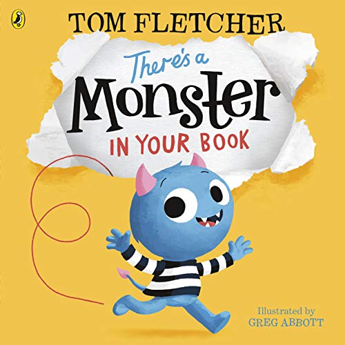 There's a Monster in Your Book (Who's in Your Book?)