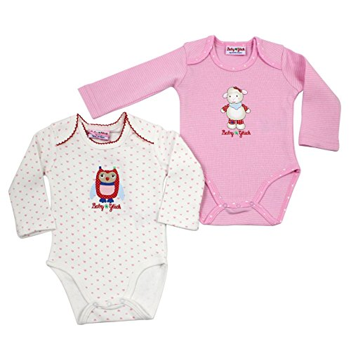 SALT AND PEPPER Baby-M/ädchen Nb Gl/ück mit Bund Jeans