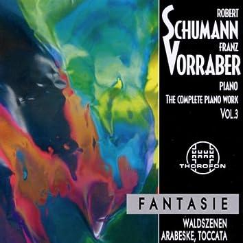 Robert Schumann: Complete Piano Work 3
