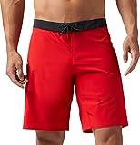 Reebok Pantalones Cortos Cruzados Super Nasty, Hombre, ARMKF17182, Prired, 83,82 cm