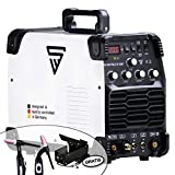 <span class='highlight'><span class='highlight'>STAHLWERK</span></span> DC TIG 200 Pulse ST, welding machine with 200 amp TIG & MMA, many welding parameters adjustable incl. foot pedal, thin sheet suitable, 7 years warranty