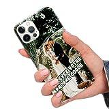 CuteCases Clear Housse pour XIAOMI REDMI Note 8T Coque de Téléphone Personnalisée avec Photo...