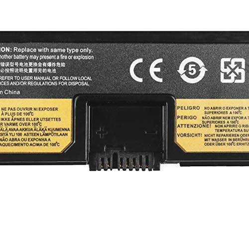 Green Cell Akku für Lenovo ThinkPad E570 20H5 20H6 E570c E575 Laptop (2200mAh 14.4V Schwarz)