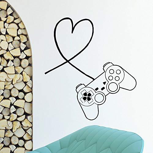 Tianpengyuanshuai Speler Muurstickers Video Spel Spelkamer Decoratie Muurstickers Game Controller Muursticker Decoratie