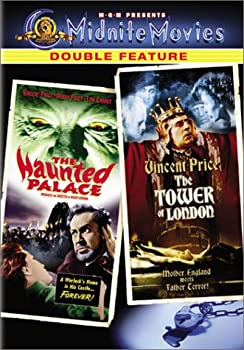 The Haunted Palace & The Tower of London  Midnite Movies Double Feature