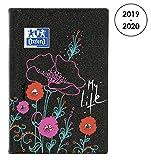 OXFORD 100738389 Blooming Agenda Scolaire journalier 2019-2020 1 Jour par Page 352...