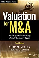 Valuation for M&A: Building and Measuring Private Company Value (Wiley Finance)