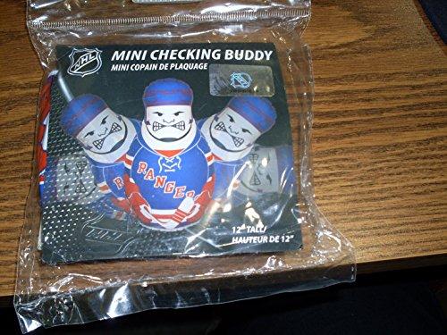 Fremont Die NHL Detroit Red Wings Mini Bop Bag, Unisex, 85604, White, 12'' (30,48 cm)