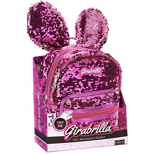 Nice Girabrilla - Mini Backpack Rabbit colori assortiti