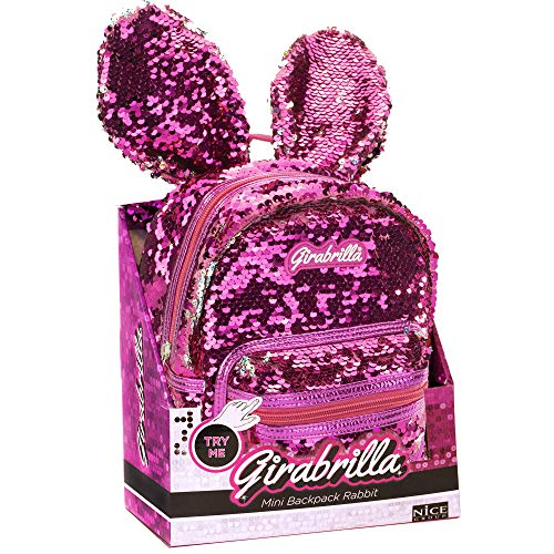 Nice Girabrilla - Mini Backpack Rabbit colori assortiti