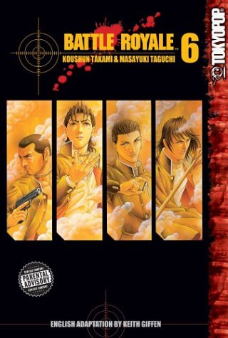 Battle Royale Volume 6