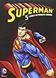 Superman - 5 longs métrages animés - DVD - DC COMICS