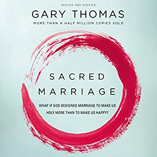Sacred Marriage audiobook cover art