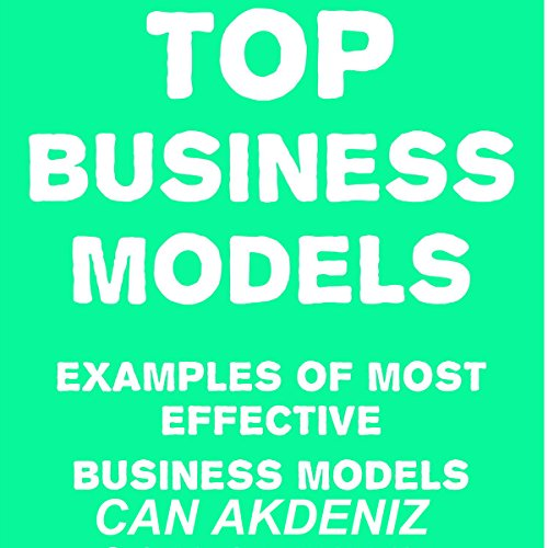 TOP Business Models audiobook cover art