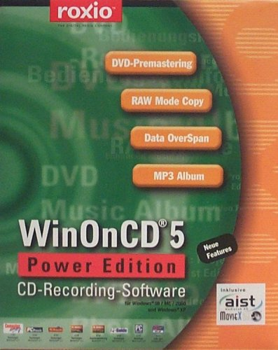 WinOnCD 5 Power Edition