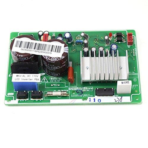 Price comparison product image SAMSUNG DA92-00111B Refrigerator Inverter Power Control Board Genuine Original Equipment Manufacturer (OEM) Part