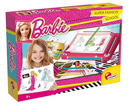 Liscianigiochi- Lisciani Giochi Barbie Super Fashion School, Multicolore, 68241
