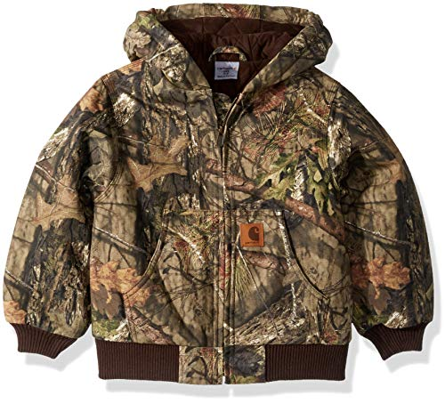 Carhartt Camo Jacket Mens