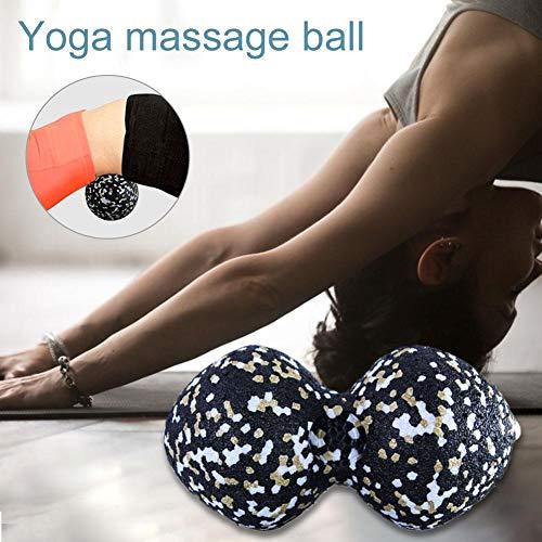 Fancylande Massageball in Form von Erdnüssen, Massagerolle in Form von Erdnüssen, Massageball für die Physiotherapie Salz 2019