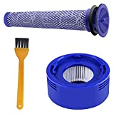 Blue Power Kit de Filtro de Reemplazo Compatible Dyson V8 V7 Pre...