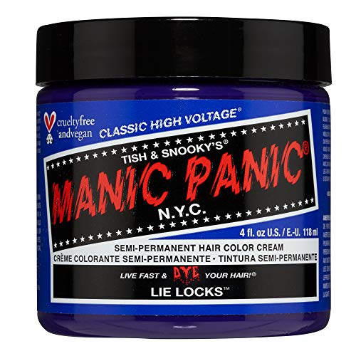 Manic Panic High Voltage Classic Coloration Semi-Permanente 118ml (Lie Locks)