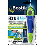 Bostik Fix & Flash 5G - Pegamento fuerte, fotográfico