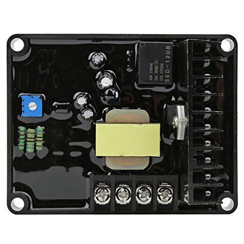 Regulador de voltaje, GB160 AVR automático ajustable para cepillo alternador monofásico ST