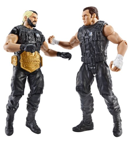 WWE Battlepacks Series 26 The Shield Dean Ambrose & Seth Rollins