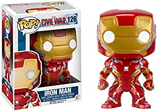 Marvel : Civil War - Iron Man : Funko Pop