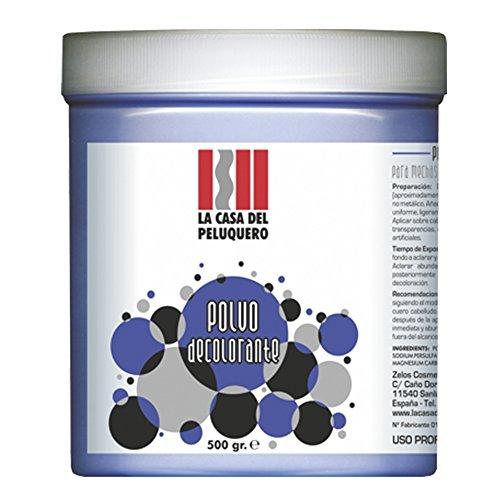 Polvo Decolorante Rápido y Potente - 500 gr - Decoloración Cabello Global,...