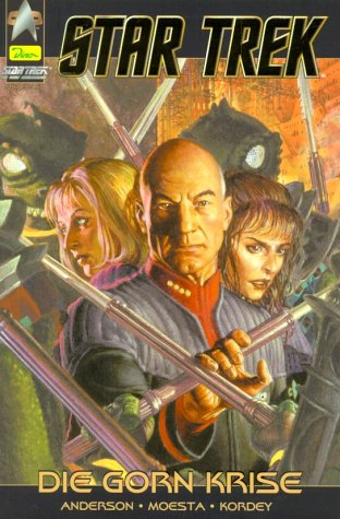 Star Trek, The Next Generation, Sonderbd.3, Die Gorn Krise