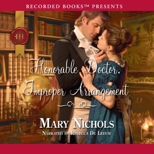 Honorable Doctor, Improper Arrangement audiobook cover art