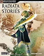 Radiata Stories? Official Strategy Guide de BradyGames