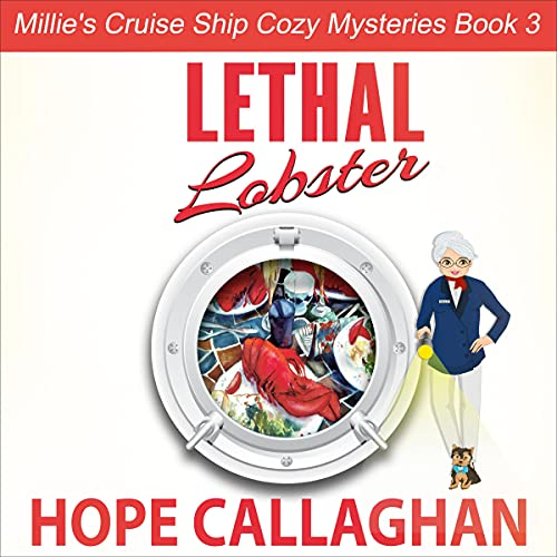 Lethal Lobster: A Cruise Ship Cozy Mystery cover art