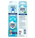 Naturel Promise Fresh Dental Clean Teeth Gel, 4 Fl Oz - Easy to Use Pet Dental Gel That Helps Remove...