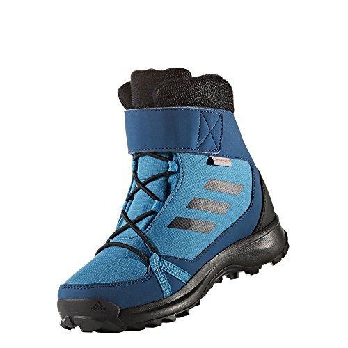 Adidas Unisex-Kinder Terrex Snow CF CP CW K Trekking-& Wanderstiefel, Mehrfarbig (Petmis/Negbas/Azunoc), 31 EU