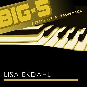 Big-5 : Lisa Ekdahl