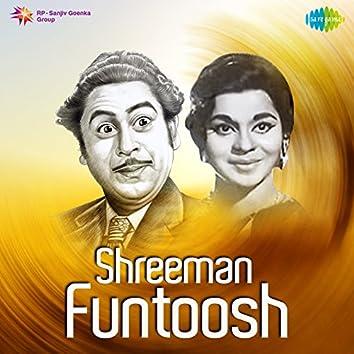 Shreeman Funtoosh (Original Motion Picture Soundtrack)