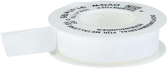 GARDENA PTFE-afdichtingstape: Afdichtingstape van teflon voor het afdichten van alle schroefdraden zonder rubberen afdicht...