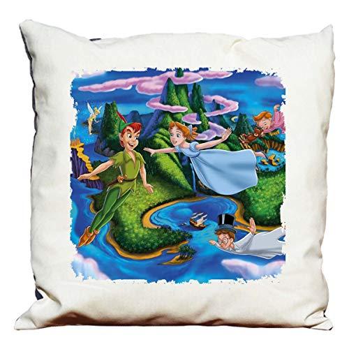 Cojín decorativo Peter Pan