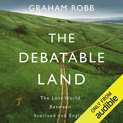 The Debatable Land cover art