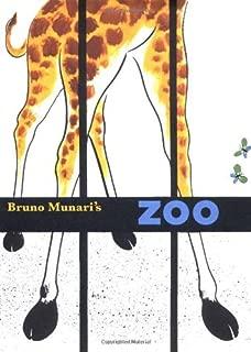 Zoo by Bruno Munari (1-Apr-2005) Hardcover