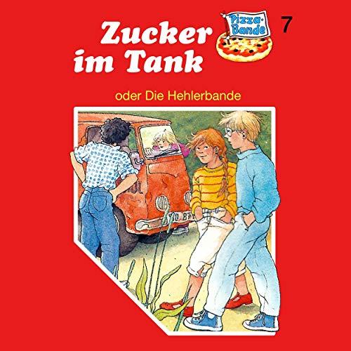 Zucker im Tank - oder: Die Hehlerbande: Pizzabande 7