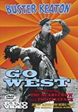 Go West / The Scarecrow / The Paleface