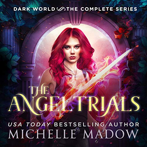 The Angel Trials (The Complete Series) audiobook cover art