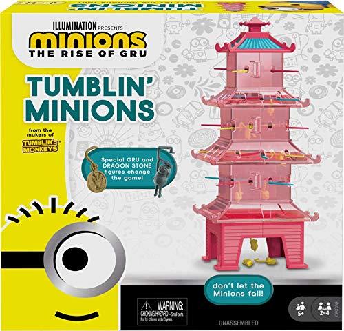Macacos Loucos Minions - Mattel