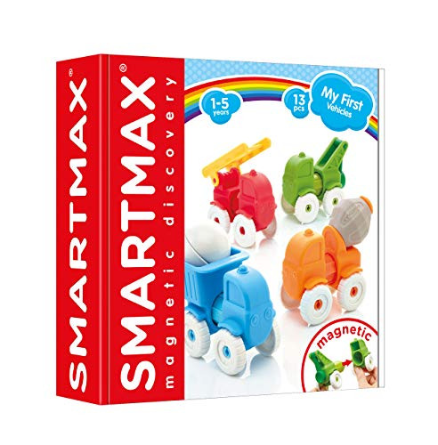 SMARTMAX SMX 226 SMX226 My First Vehicles 13 Teile