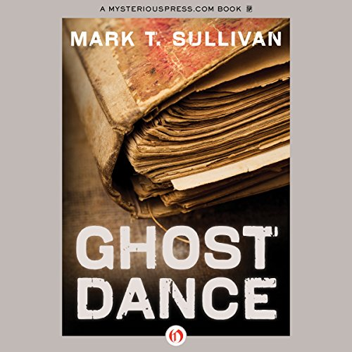 Ghost Dance audiobook cover art